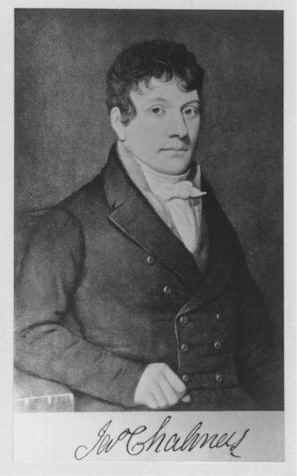 James Chalmers