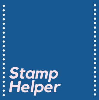 Stamp Helper Logo