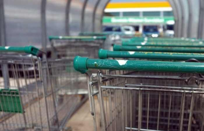 you can buy stamps at most superstores and supermarkets