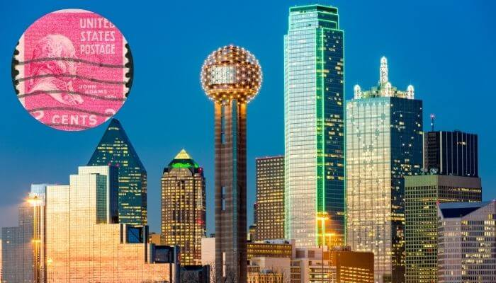 where to buy stamps in dallas