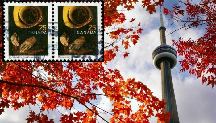 where to buy stamps in toronto