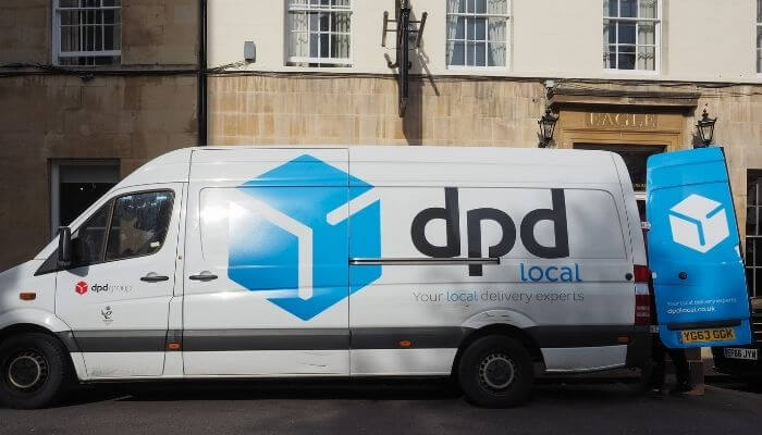 do dpd deliver on weekends