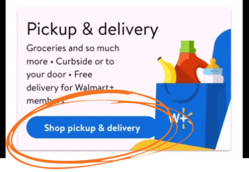 select shop pickup and delivery