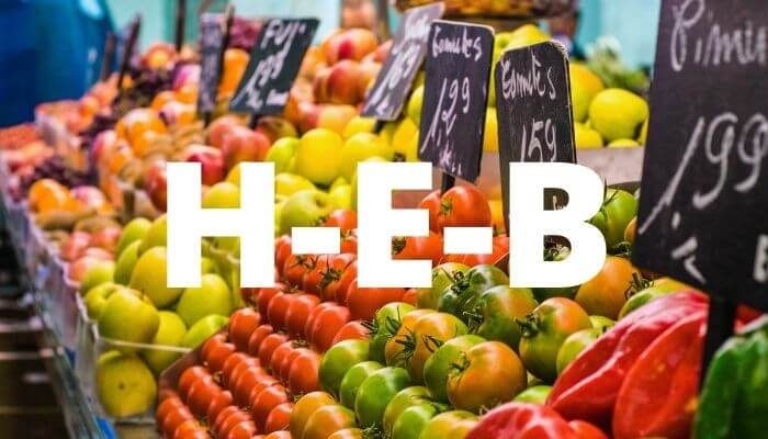 what does HEB stand for