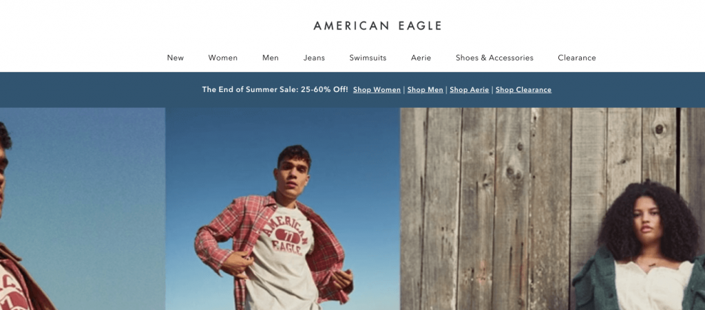 when does american eagle restock online